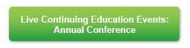 Live Continuing Education Events - Annual Conference